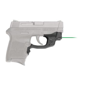 Crimson Trace Corporation Green Laserguard, Fits S&W Bodyguard .380, Black, User Installed Battery LG-454G, UPC :610242005864