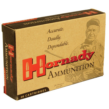 Hornady Evolution, 500 S&W, 300 Grain, V-Max, 20 Round Box 9249, UPC : 090255392494
