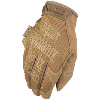 Mechanix Wear Original Gloves, Coyote, Large MG-72-010, UPC :781513611944