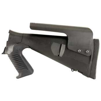 Mesa Tactical Urbino Tactical Stock, Fits Benelli M4, Fixed, Fits with a Tactical Length of Pull, Riser, Limbsaver, Black 91470, UPC :878405001874