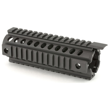 """Mission First Tactical Tekko Metal AR Carbine Integrated Rail System, Replaces Factory Handguard, 7"""" Drop In Integrated Rail System, Black TMARCIRS, UPC :676315029014"""
