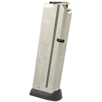 Springfield Magazine, 40 SW, 8Rd, Fits EMP, Stainless Finish PI6071, UPC :706397867294