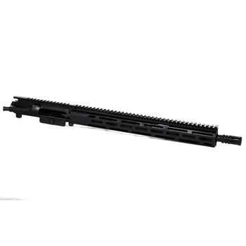 "Radical Firearms Complete Upper Assembly, 223 Rem/556NATO, 16"" SOCOM (Mid) Barrel, 15"" FCR, A2 Flash Hider, Black Finish, Includes Charging Handle and Bolt Carrier Group CFU16-5.56SOC-15FCR, UPC :816903025404"