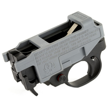 Ruger BX-Trigger, Fits 10/22 and Charger 90462, UPC :736676904624