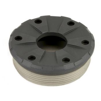 SilencerCo Hybrid End Cap, For 45 ACP, Black Finish AC1413, UPC :817272016574