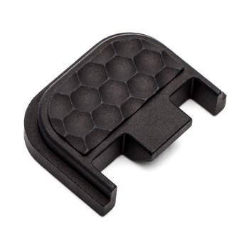 ZEV Technologies Aluminum Backplate, Black Finish BK.PLATE-AL, UPC :811745024134