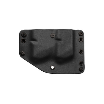 Stealth Operator Holster Twin Mag Double Magazine Pouch, Fits Most Double Stack Magazines, Black Nylon H50053, UPC :611401500534