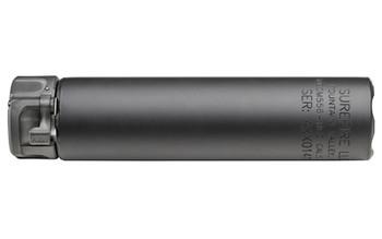 Surefire 2nd Gen SOCOM Rifle Suppressor, RC2, 5.56MM, Black Finish, SOCOM556-RC2-BK, UPC : 084871324564