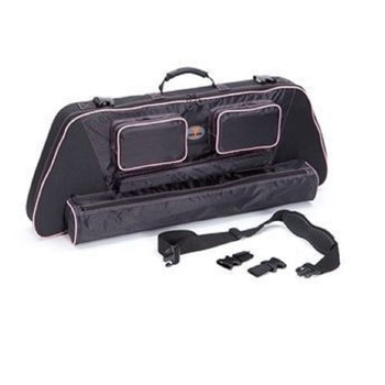 ".30-06 Outdoors 41"" Slinger Bow Case System w/Pink Accent, UPC :147164610444"
