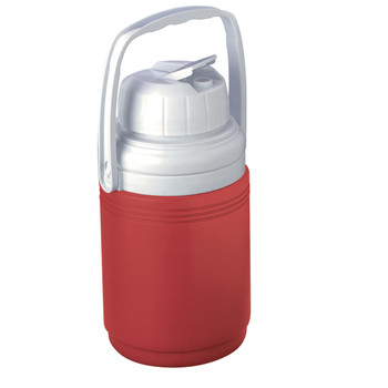 Coleman 1/3 Gallon Jug Red 5542B763G, UPC : 076501324914