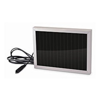 Stealth Camera 12V Solar Panel Camera Accessory w/6ft Cable, UPC :888151013434