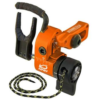 QAD Ultra-Rest HDX Right Hand Orange, UPC :710504035674