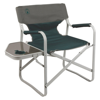Coleman Outpost Elite Deck Chair - Green, UPC : 076501156164