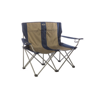Kamp-Rite Double Folding Chair with Arm Rests, UPC : 095873305024