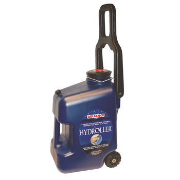 Reliance Hydroller Wheeled Water Container 8 Gallon, UPC : 060823960004