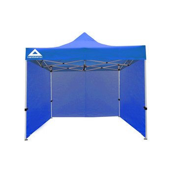 Caddis Rapid Shelter Sidewall 10x10 Royal Blue, UPC :877060001434