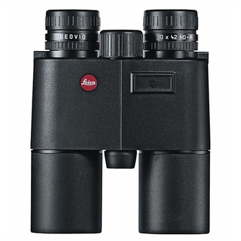 Leica 10x42 Geovid-R -  Yards w/ EHR, UPC :799429404284