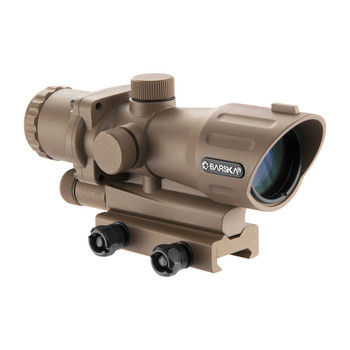 Barska 4X32mm AR-15/M-16 Electro Sight-Flat Dark Earth, UPC :790272001194