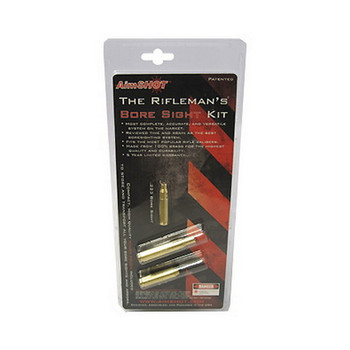 AimSHOT KT-BS Basic Rifle Bore sight Kit, UPC :669256223894