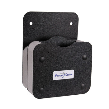 BenchMaster Single Gun Pistol Rack w/Front Accessory Holder, UPC :751710506534