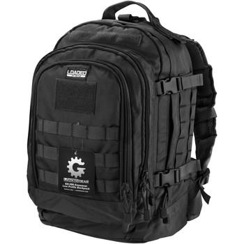 Barska Loaded Gear GX-500 Crossover Utility Backpack-Black, UPC :790272001804