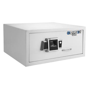 Barska BX300 Biometric Fingerprint Security Safe-White, UPC :790272000814