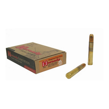 Hornady Dangerous Game Superformance Ammunition 458 Winchester Magnum 500 Grain DGS Solid Round Nose Box of 20, UPC : 090255385854