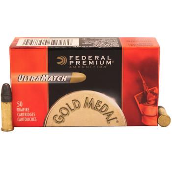 GOLD MEDAL 22LR 40GR U-MATCH 50RD/BX, UPC : 029465057794