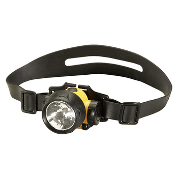 Streamlight Trident Headlamp Xenon and LED with 3 AAA Batteries Polymer Green, UPC : 080926610514