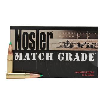 Nosler Match Grade Ammunition 300 AAC Blackout 125 Grain Ballistic Tip Box of 20, UPC : 054041439244