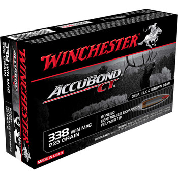 ACUBOND CT 338 WIN MAG 225GR ACT 20/BX, UPC : 020892214484