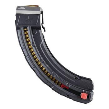 25 Round A22 Magnum, Black, UPC : 005152500204