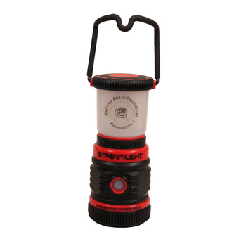 Streamlight Siege Lantern LED Requires 3 AA Batteries Polymer Red, UPC : 080926449534