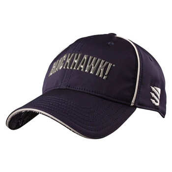 PERF STRETCH FIT CAP NAVY MEDIUM/LARGE, UPC :648018737114