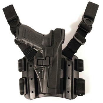 Blackhawk - Level 3 Tactical Serpa Holster, UPC :648018127434