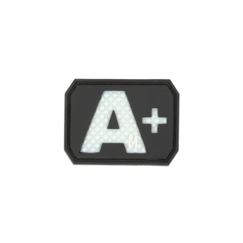 A+ POS Blood Type Patch, UPC :846909013204