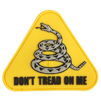 Don't Tread On Me Patch, UPC :846909011064
