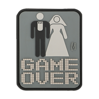 Game Over Patch, UPC :846909013464