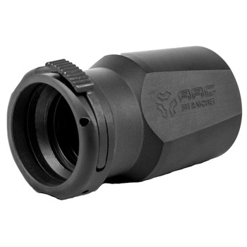 Advanced Armament Corp Blastout, Muzzle Accessory, Fits AAC 51 Tooth Mounts,Directs Muzzle Blast Forward, 2.5 Long, Weighs 6oz. 64280, UPC :847128010937