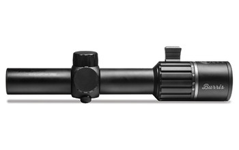 Burris RT-6 Rifle Scope, 1-6X24mm, 30mm Main Tube Ballistic AR Illuminated Reticle, Matte Finish 200472, UPC : 000381004727