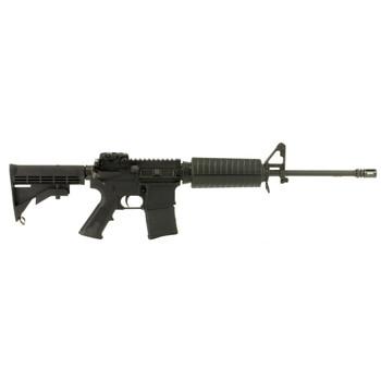 "Colt's Manufacturing AR6720, Semi-automatic Rifle, 223 Rem/556NATO, 16"" Light Contour Barrel, Chrome Lined, Black Finish, 4 Position Collapsible Stock, 1-30Rd PMAG Magazine. AR6720, UPC : 098289023247"