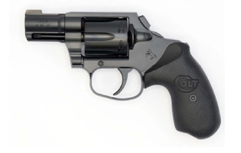 "Colt's Manufacturing Night Cobra, Revolver, 38 Special, 2"" Barrel, Steel Frame, Black Finish, G10 Grips, 6Rd, Front Night Sight COBRA-MB2NS, UPC : 098289007117"