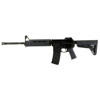 "Colt's Manufacturing LE6920MPS, Semi-automatic Rifle, 223 Rem/556NATO, 16.1"" Barrel, 1:7 Twist, Stealth Grey Finish, 30Rd, Magpul Slim Line Furniture, Magpul MOE SL Stock, Magpul MOE SL Grip, Magpul MBUS Gen 2 Flip-Up Rear Sight, Magpul MOE SL Handgu"