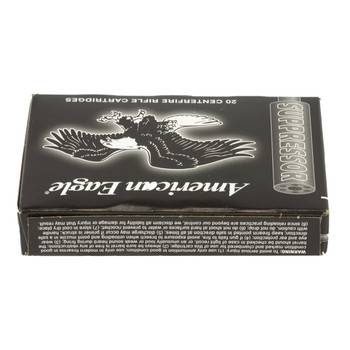Federal American Eagle, 10MM 180 Grain Full Metal Jacket, 50 Round Box AE10A, UPC : 029465096397