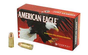 Federal American Eagle, 9MM, 147 Grain, Full Metal Jacket, 50 Round Box AE9FP, UPC : 029465089207