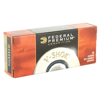 Federal TNT Green, 223REM, 43 Grain, Hollow Point, Lead Free, 20 Round Box P223R, UPC : 029465099657