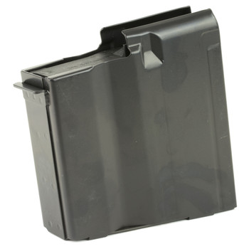 Barrett Magazine, 50BMG, 10Rd, Fits 82A1, Black Finish 13355, UPC :816715010957