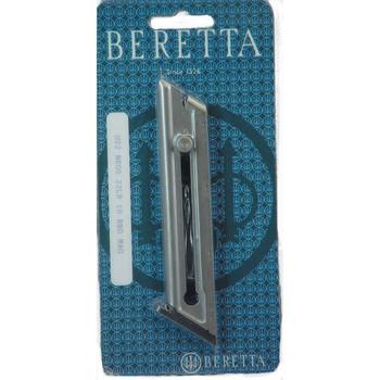 Beretta Magazine, 22LR, 10Rd, Fits U22 NEOS, Stainless JMU22, UPC : 082442808017