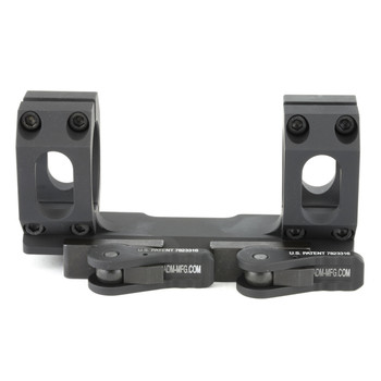 American Defense Mfg. AD-RECON-SL Scope Mount, 3MM, Quick Release, Black Finish AD-RECON-SL 30 STD, UPC :818503011047