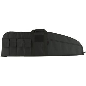 "Allen Combat Tactical Rifle Case, Black Endura Fabric, 42"" 10652, UPC : 026509019107"